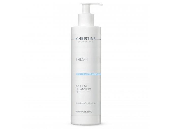 Fresh Azulenový mýdlový gel pro všechny typy pleti