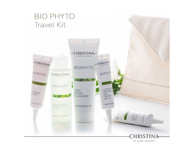 BIO PHYTO cestovní sada 5 produktů