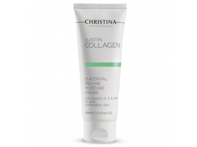 Elastin Collagen Hydratační krém senzymy promastnoupleť, 60ml
