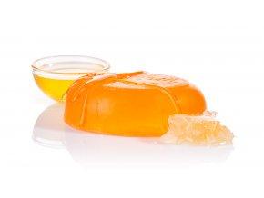 medove mydlo