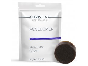 rose de mer peeling soap new