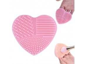 Srdíčko pro čištění štětců