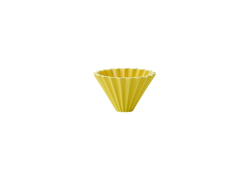 Origami Dripper S - žlutá