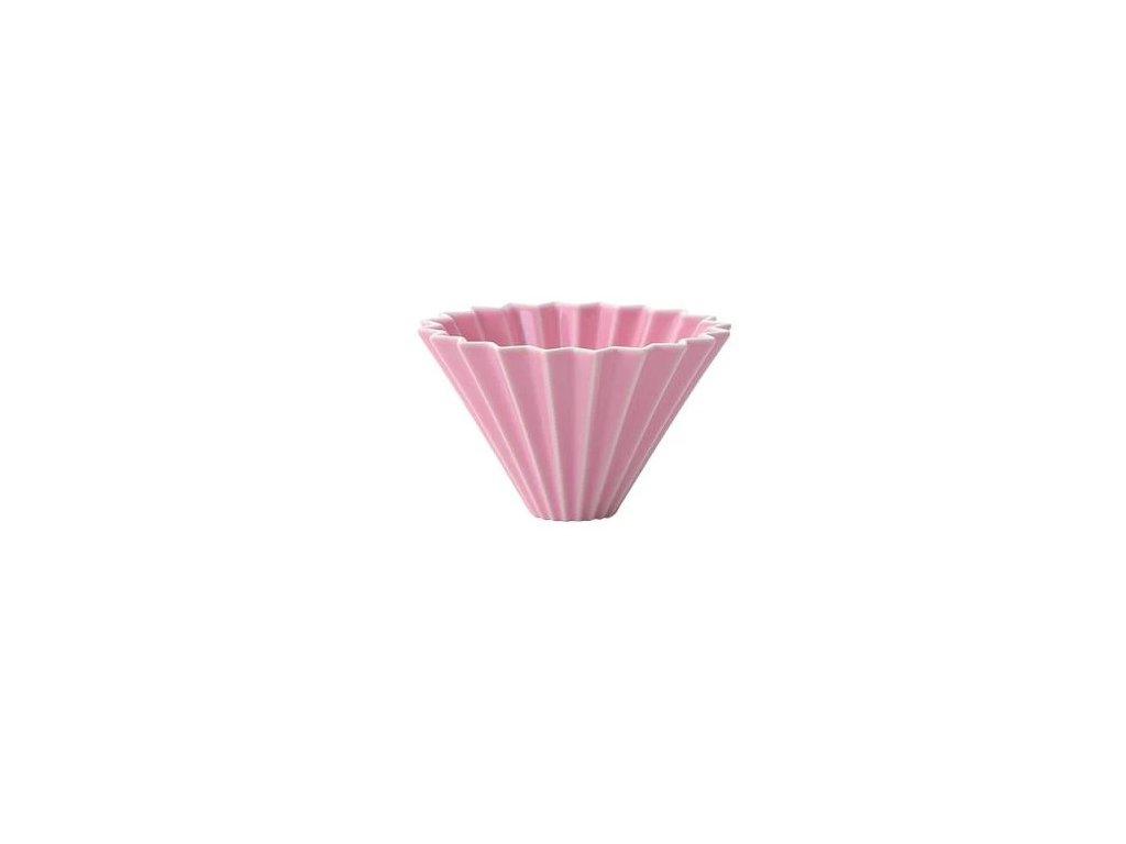 Origami Dripper S - růžová