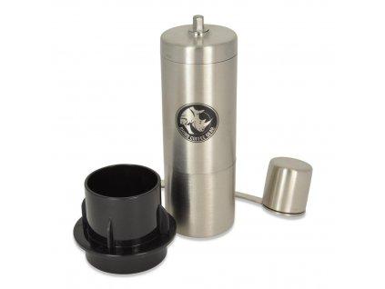 rhino mini hand grinder with aeropress adapter rhino coffee gear 10 1080x