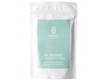ICE ICE BABY EL SALVADOR EL CIPRES