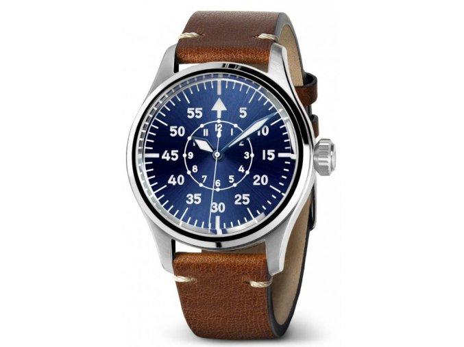Geckota watch watch  K-01 SWISS ETA 2824-2 Blue