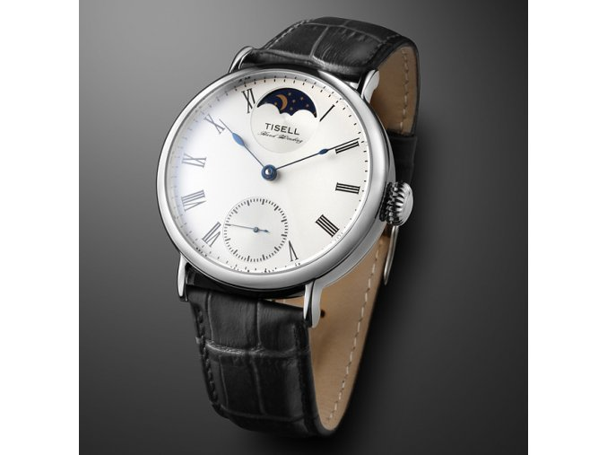 TISELL Watch No.167 Sun&Moon 43 mm