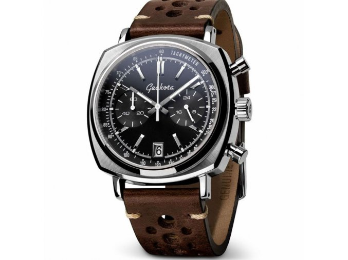 Geckota watch watch  C-01 SII VK64 Racing Chronograph Watch