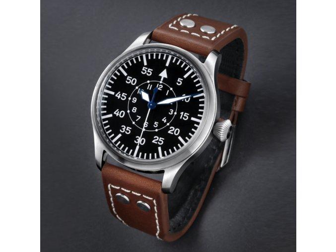 TISELL Pilot Watch 43 mm Type B