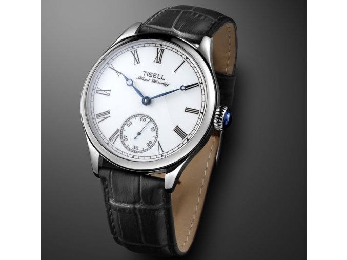 TISELL Watch No.157 Roman 44 mm