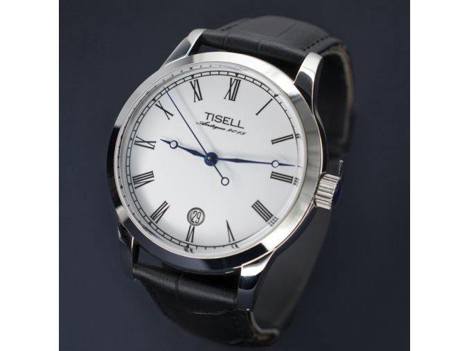 Watch Tisell  Automatic Watch 9015-R 40 mm