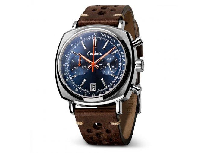Geckota watch watch  C-01 SII VK64 Racing Chronograph