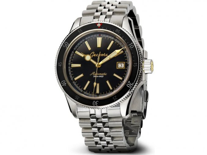 Geckota watch watch  G-02 Orange BoR Edition