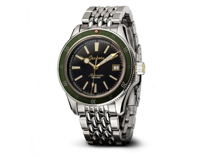 Geckota watch watch  G-02 Green BoR Edition