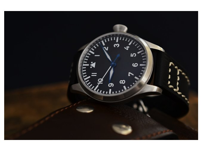 TISELL Pilot Watch 40 mm Type A