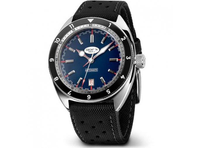 Geckota watch watch  Racing C-03 Automatic Watch Blue