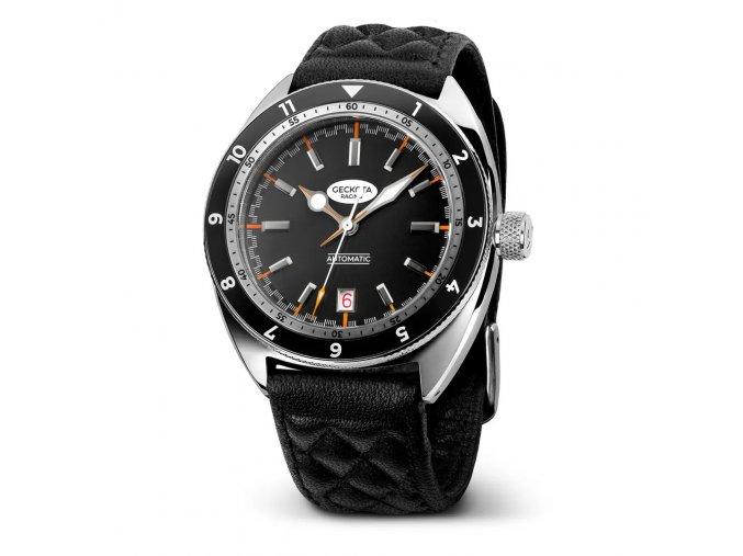 Geckota Racing C-03 Automatic Watch Black