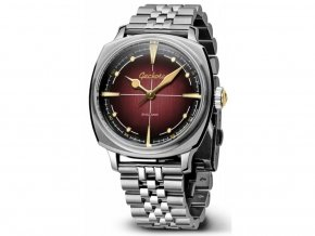 Geckota watch watch  G-01 Space Age Watch Red