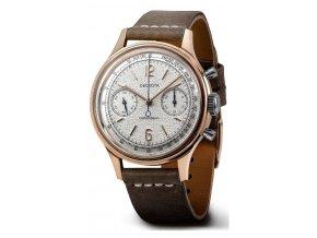 Geckota watch watch  W-02 Vintage Mechanical Chronograph Dress Watch