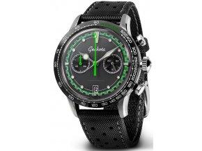 Hodinky Geckota C-04 VK64 Space Age Racing Green