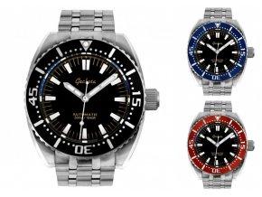Geckota Diver Watch 500M K3 L01 006