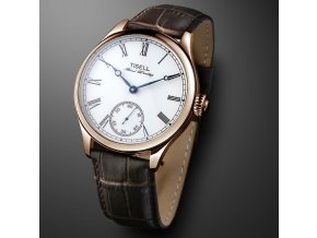 Watch Tisell  Watch No.157 Roman Rose Gold 44 mm