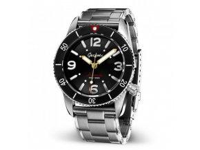 Geckota watch watch  S-01 Vintage Diver ETA 2824-2 Steel