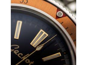 40mm diver wbg orange