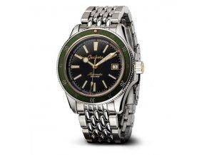 Geckota watch watch  G-02 Green BoR Edition