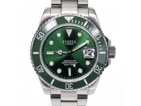 Tisell diver green date