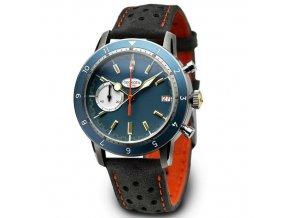 PROTOTYPE: Geckota C-05 VK64 Vintage Chronograph Blue