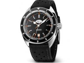 Geckota watch watch  Racing C-03 Automatic Watch Black