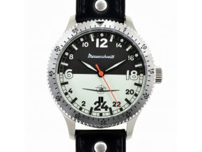 Messerschmitt watch  watch 108-24DR Night&Day