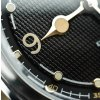 Geckota watch watch  G-01 Space Age Watch Black Honeycombe