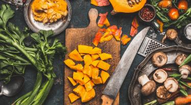 Podzimní potraviny pro naše zdraví