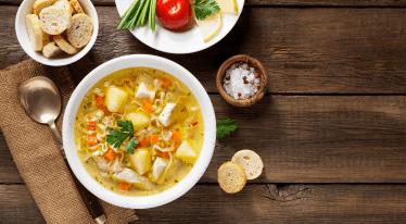 Proč jsou polévky prospěšné pro náš organismus