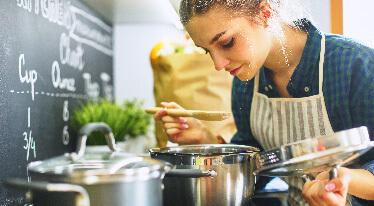 Jak zachránit příliš sladké jídlo?