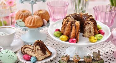 Velikonoční pečení snadno a rychle