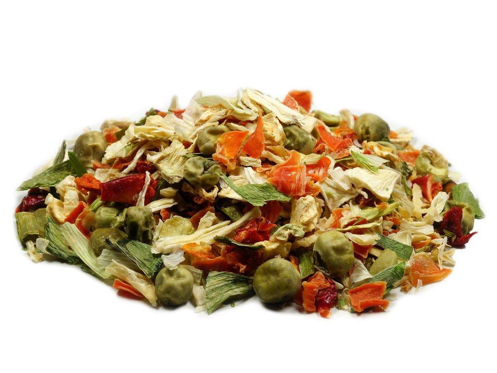 zeleninova smes na rizoto