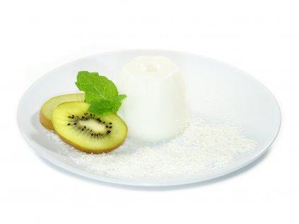 puding kokosovy