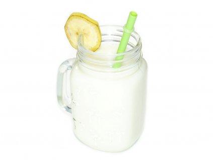 napoj bananovy do mleka