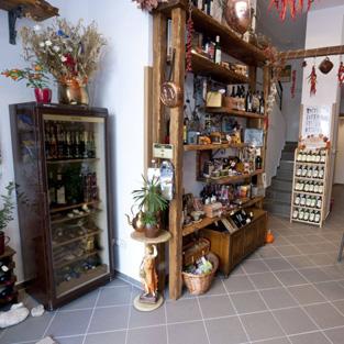 Vinotéka Klenotnice vín