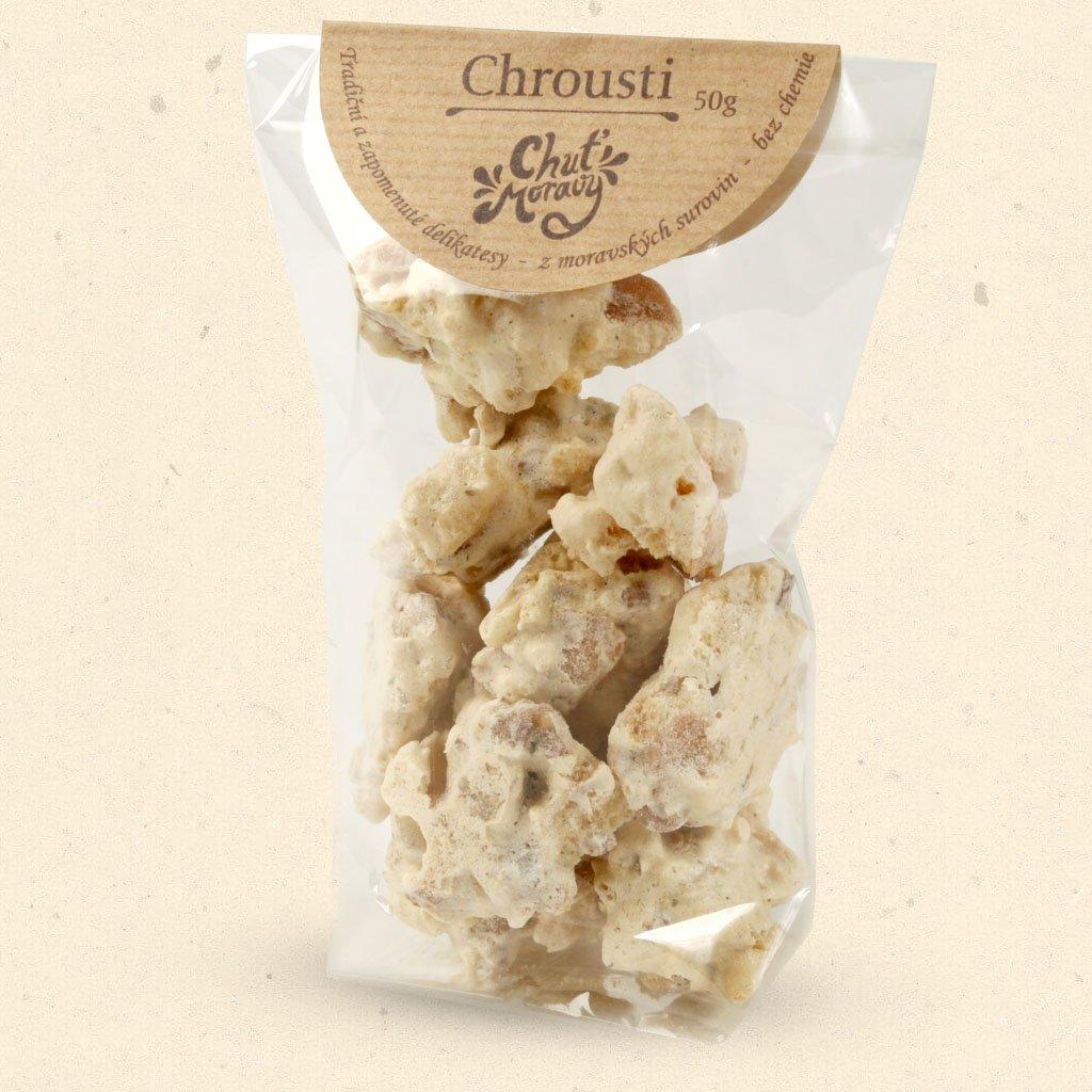 chrousti chut moravy