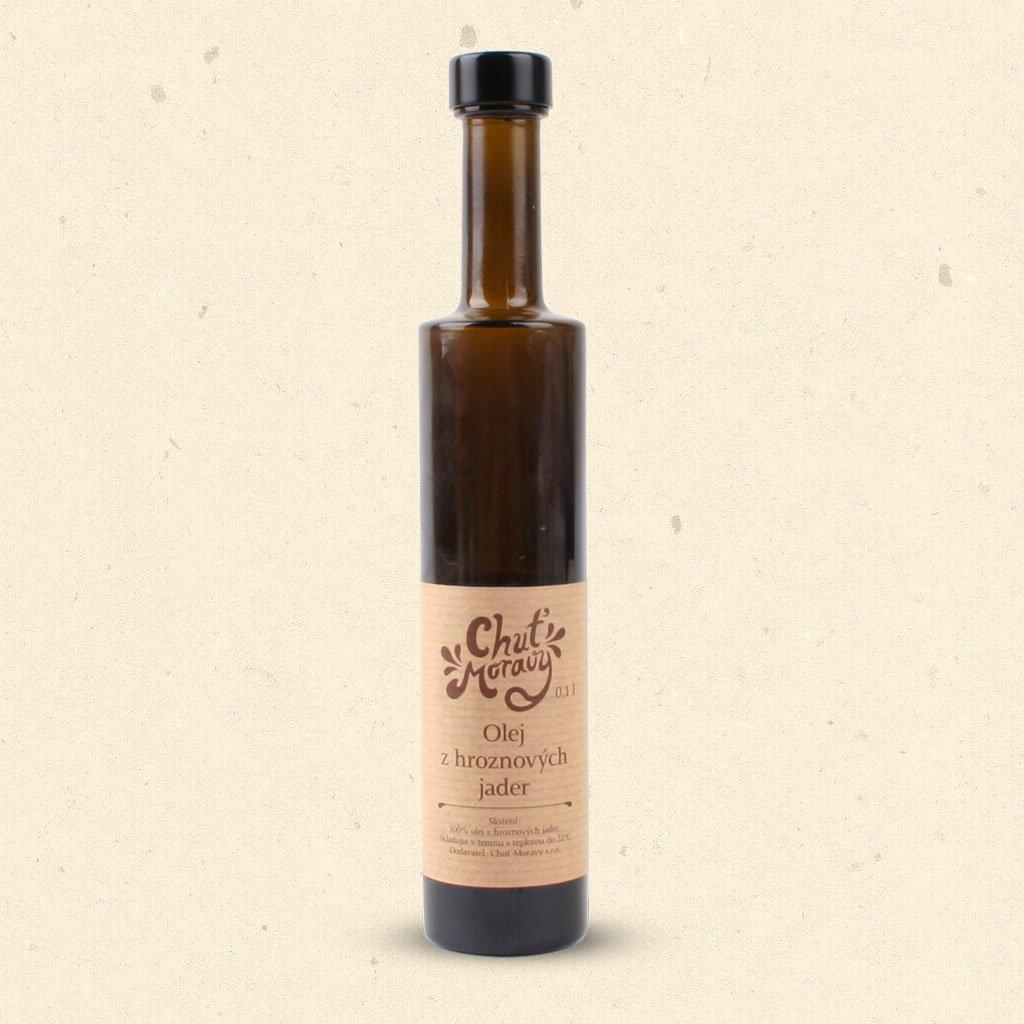 olej z hroznovych jader 100 ml