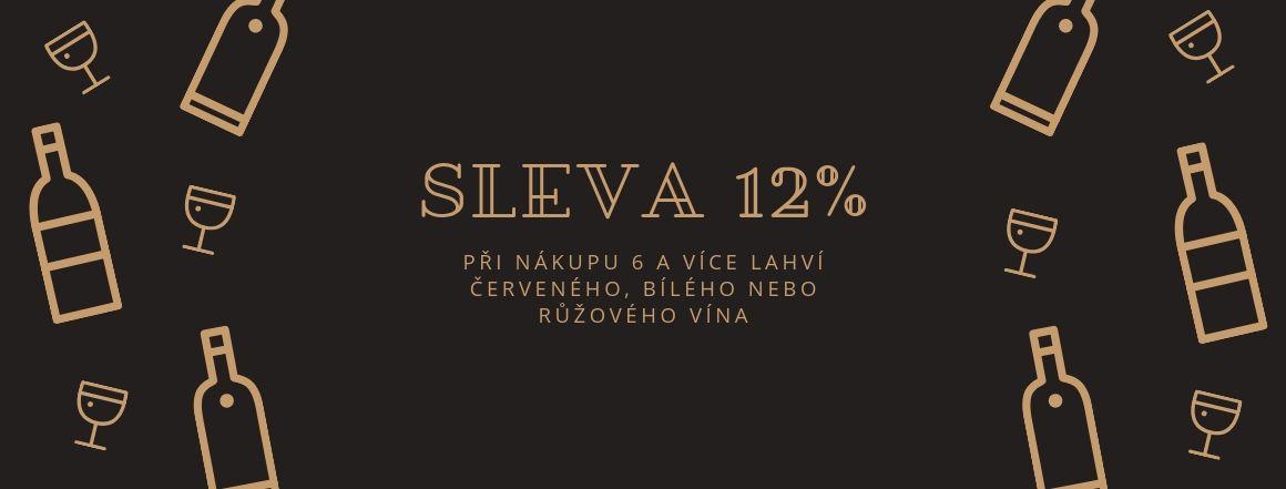 Sleva na víno
