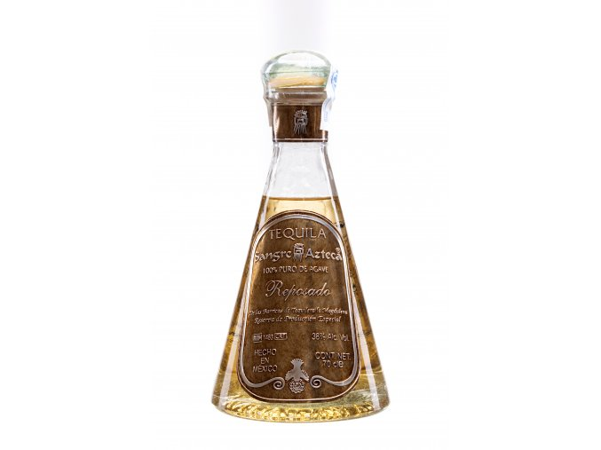 Tequila Sangre Azteca 100% Agave