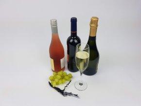 Degustační balíček vín