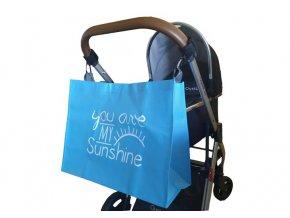 Nákupní taška na kočárek s klipy Click-n-shop Smartimi