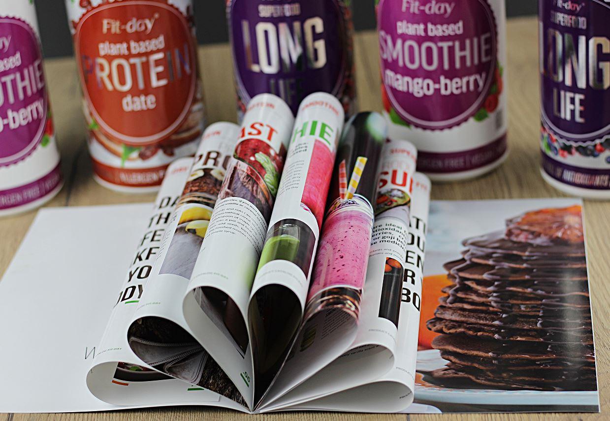 Fit-day - produkty zdravého životního stylu
